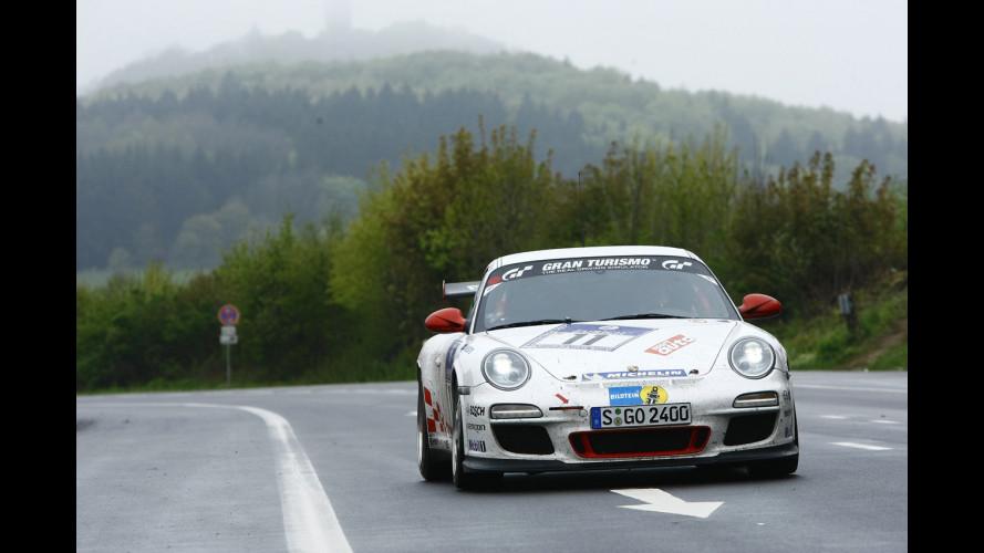 Porsche 911 GT3 RS alla 30 Ore del Nurburgring