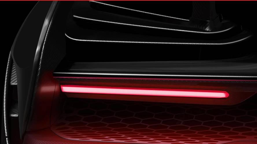 McLaren, Ultimate Serisi hiper otomobilinin teaser'ını yayınladı