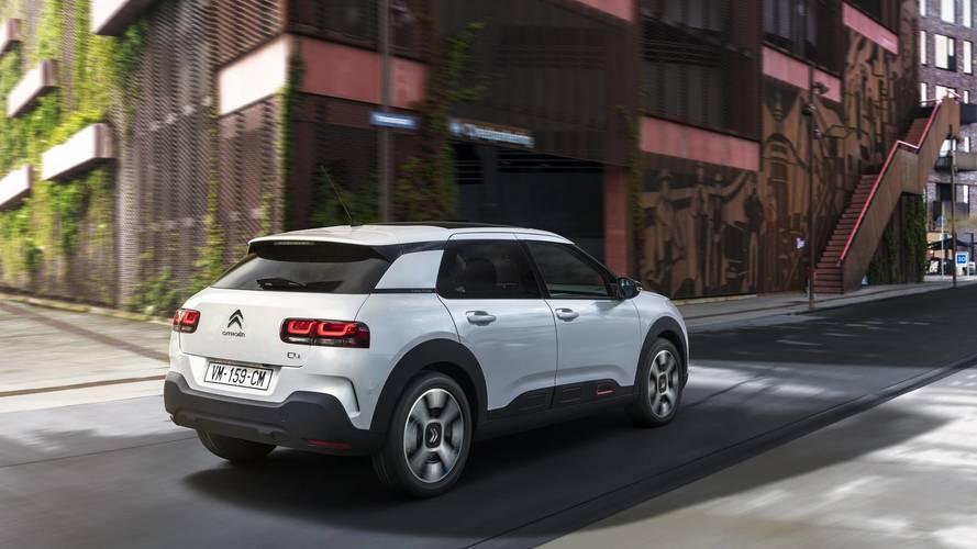 Precios Citroën C4 Cactus 2018: actualización sorprendente