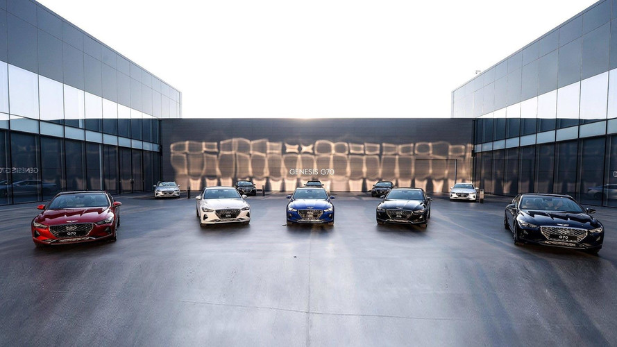 No Genesis N Division Performance Models Planned Says Brand Boss