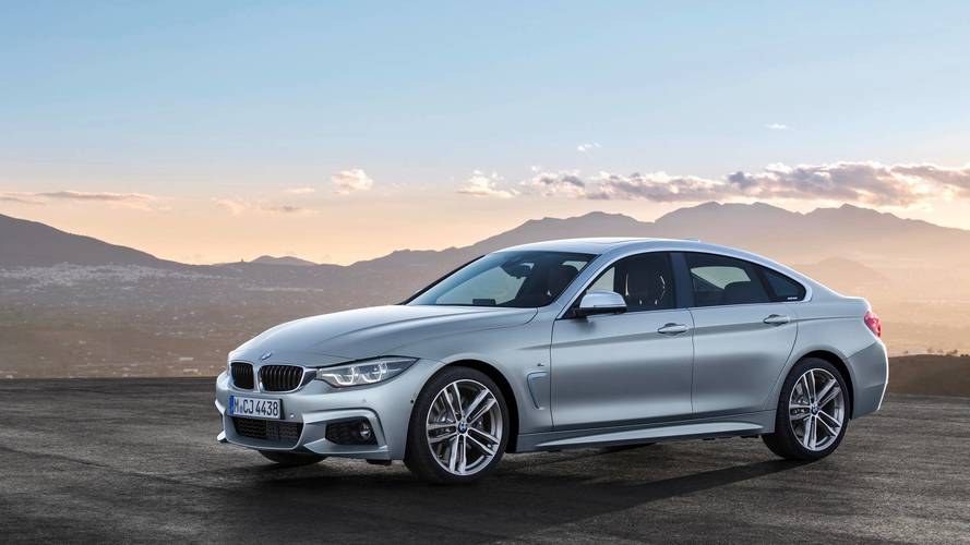 2017 BMW 4 Series Gran Coupe review: Four-door style