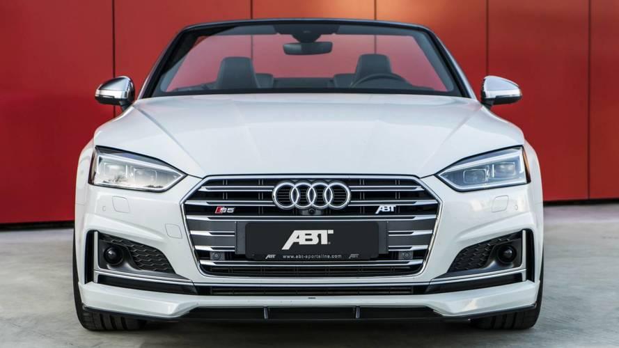 Az Audi A5 és S5 Sportback is megfordult az ABT műhelyében