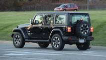 2018 Jeep Wrangler Range Spy Photos