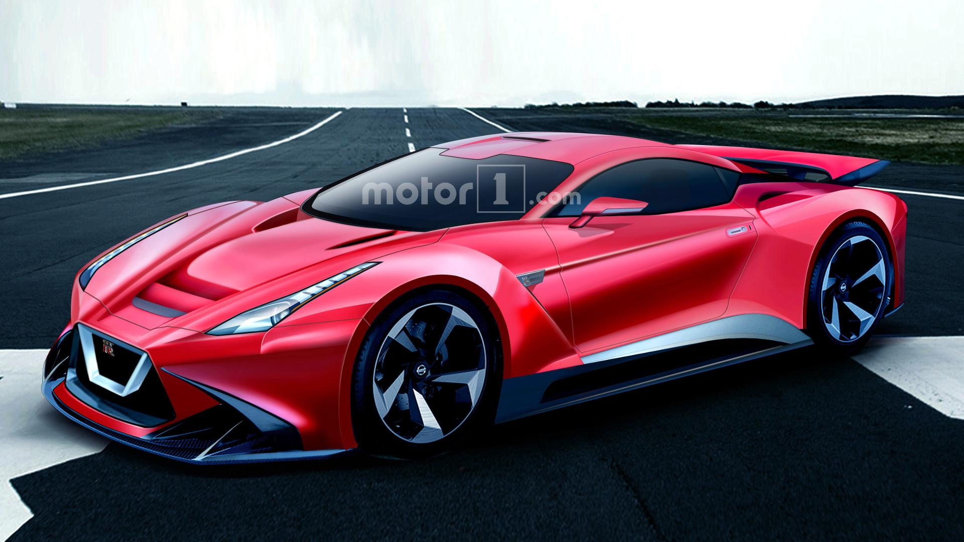 Nissan Gtr R36 >> Is This Next Gen Nissan Gt R R36 Render Plausible