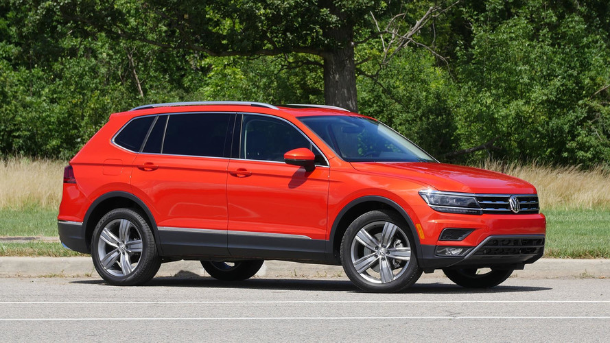 2018 Volkswagen Tiguan Review: Selling Out For Mainstream Sales
