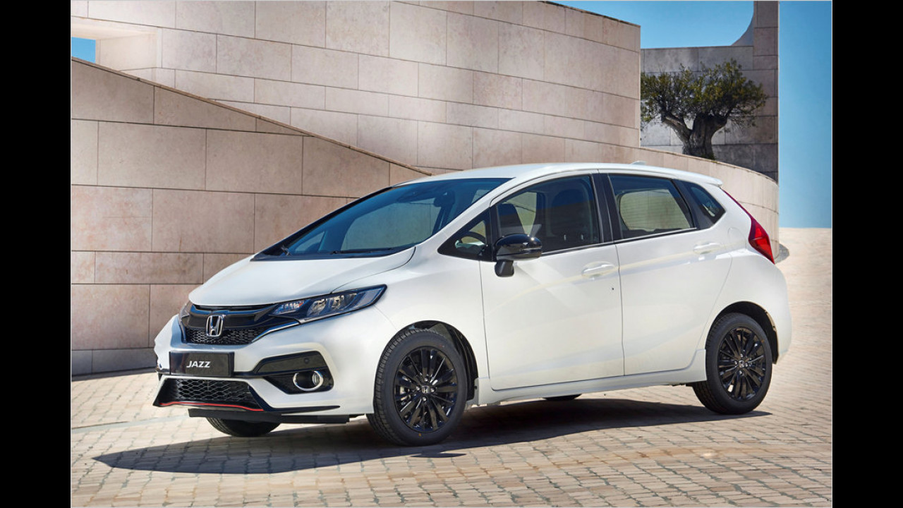 Honda Jazz Facelift
