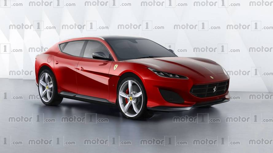 Ferrari Announces V8 Hybrid For 2019 And It Could Be For SUV