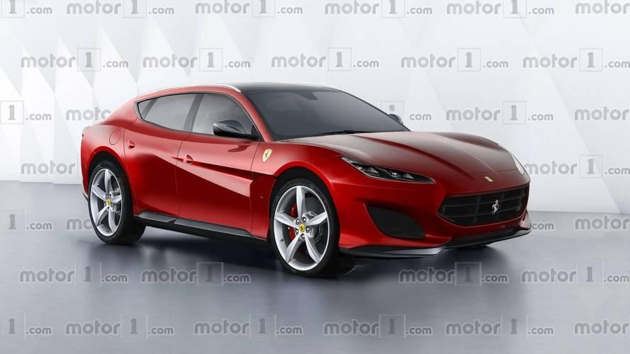 Un SUV Ferrari ? Voici à quoi il ressemblera !