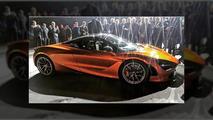 Sızdırılan McLaren P14 fotoğfarı