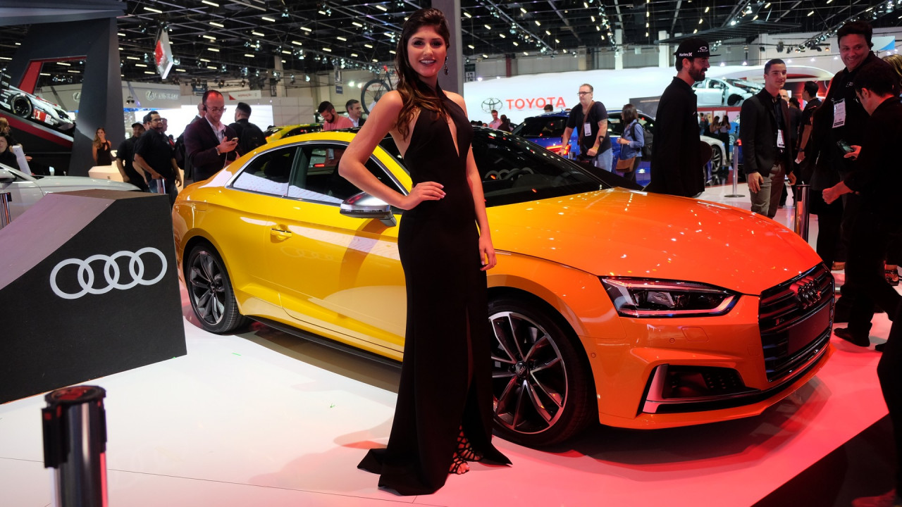 Salão do Automóvel: Audi S5 Coupé aparece pela primeira vez na América Latina