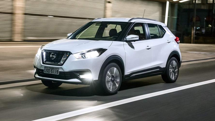 Nissan estuda vender Kicks híbrido no Brasil