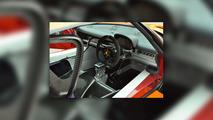 Ferrari motorlu Lotus Exige tam bir pist canavarı
