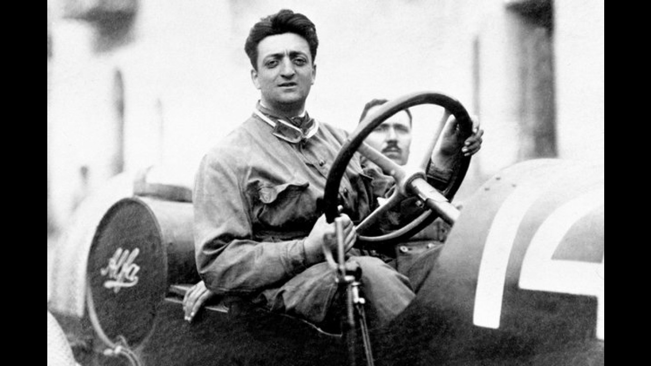 Robert de Niro vai interpretar Enzo Ferrari nas telonas