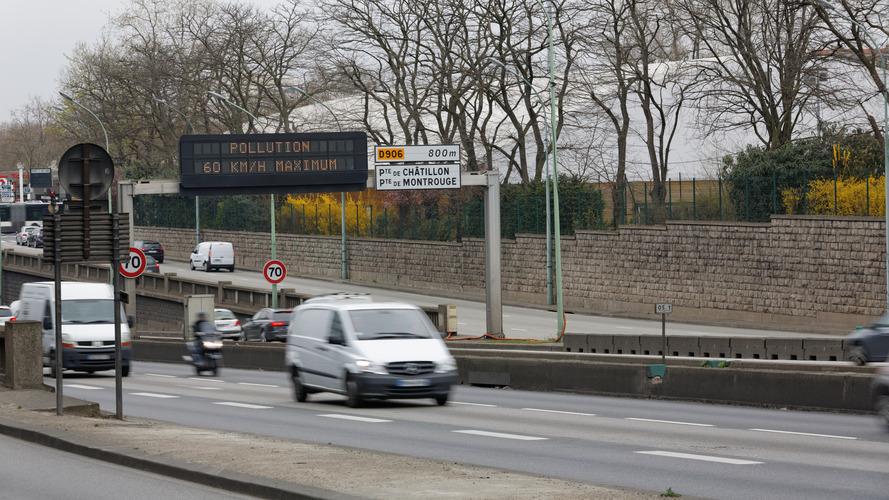 Circulation alternée - Troisième jour à Paris, Lyon suit !