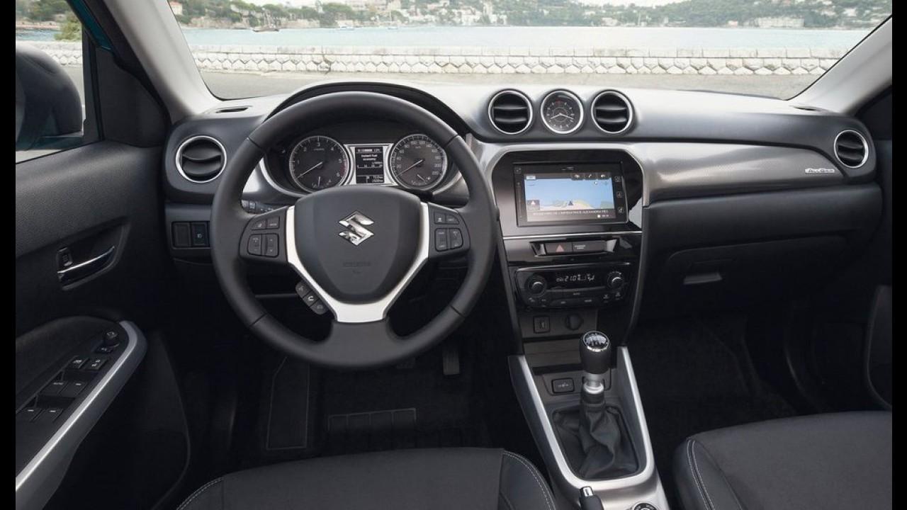 """Suzuki anuncia lançamento do novo Vitara no Brasil """"em breve"""""""