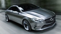 2012 Mercedes Concept Style Coupe