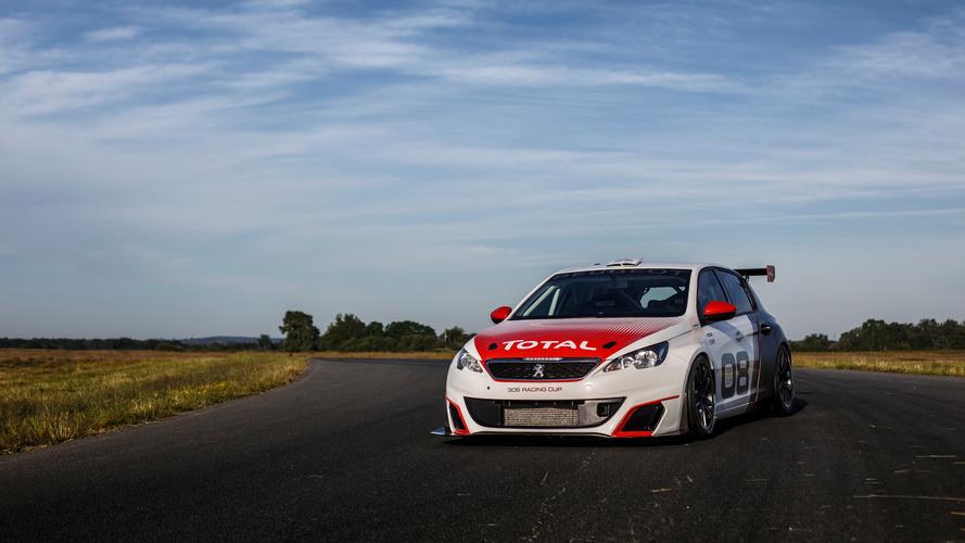 La Peugeot 308 Racing Cup désormais sur le marché
