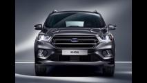 SUV do Focus, Ford Kuga muda visual e adianta nova cara do EcoSport