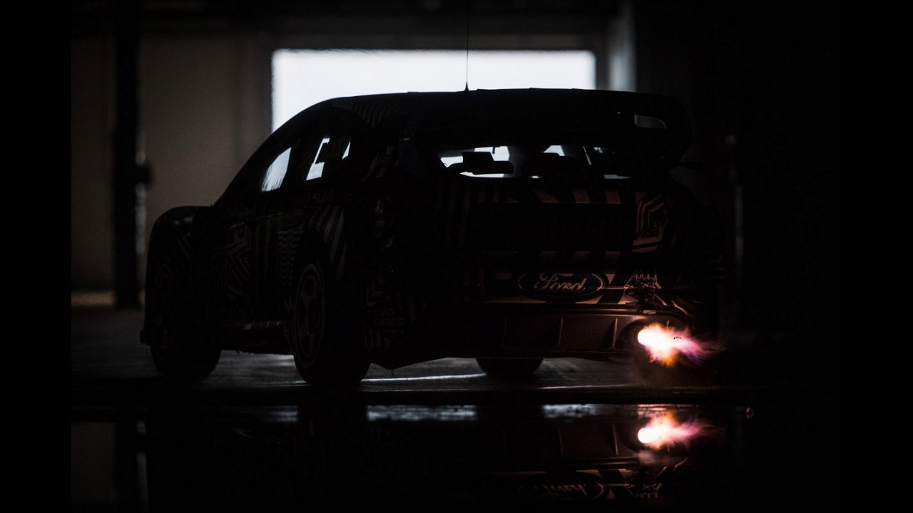 Gymkhana 9: Ken Block está de volta com seu Focus RS RX de 608 cv - vídeo