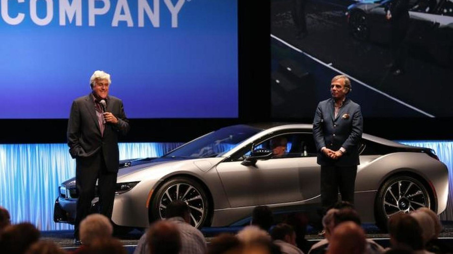 One-off BMW i8 Concours d'Elegance Edition sells for $825,000 at auction