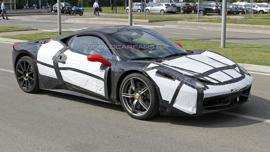 Ferrari 458 M coming to Geneva Motor Show with 666 bhp twin-turbo V8