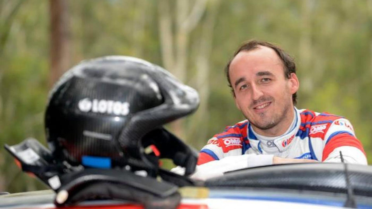 Robert Kubica / Official Facebook page