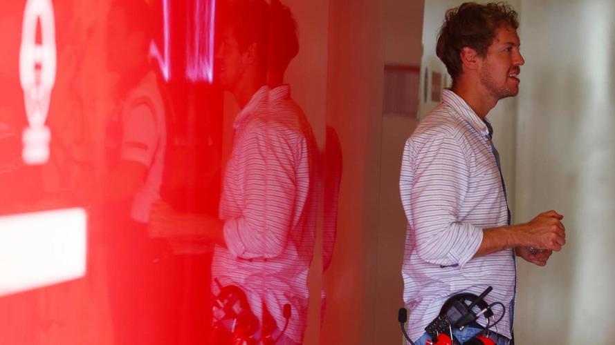 Vettel pondered F1 exit amid career crisis - Horner