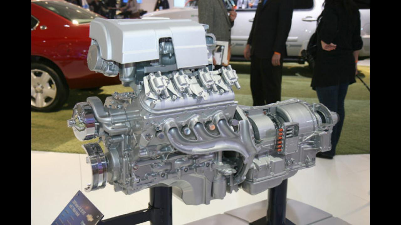 Chevrolet 2-Mode-Hybrid
