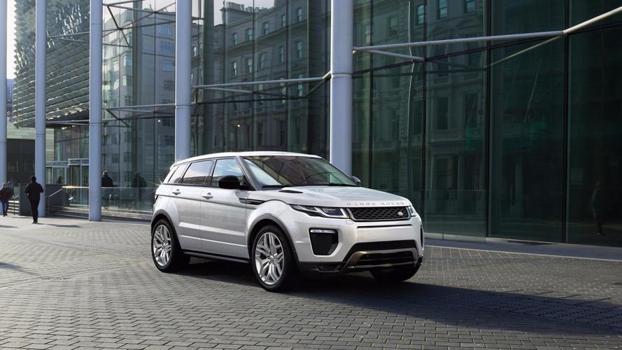 Le Range Rover Evoque plébiscité par les footballeurs anglais