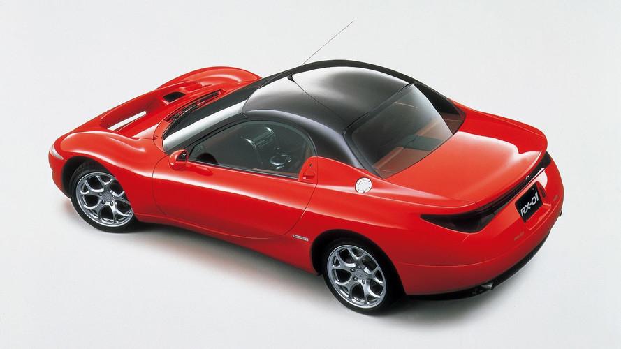 Unuttuğumuz Konseptler: 1995 Mazda RX-01