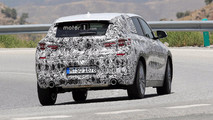 2018 BMW X2 Production Spy Photos