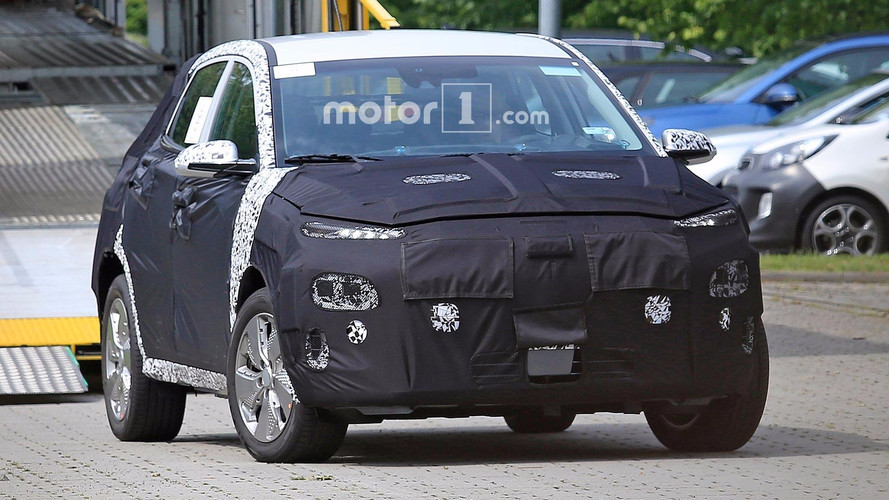 Hyundai Kona EV Spied Mixing Efficiency And Style