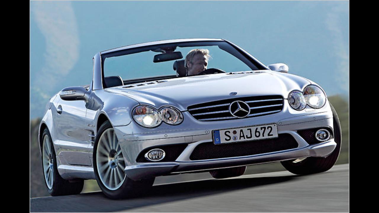 2006: SL 65 AMG