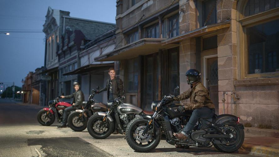 Indian Motorcycle presenta tres nuevos modelos para 2018