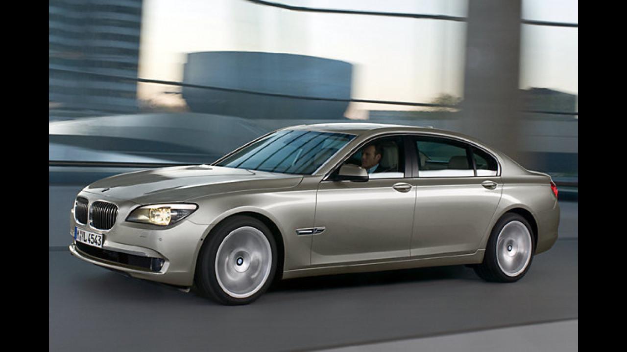 Oberklasse: BMW 7er