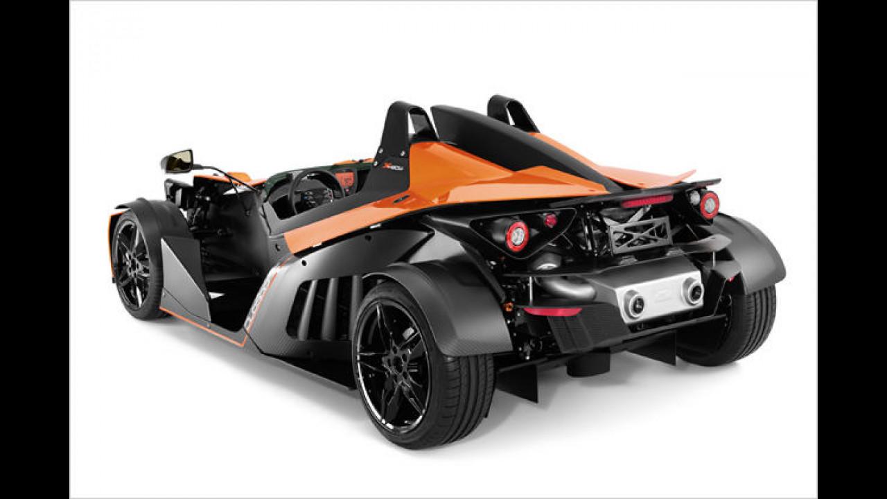 KTM X-Bow ,Clubsport