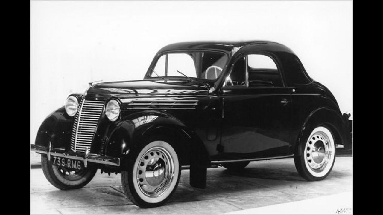 Renault Juvaquatre Coupé