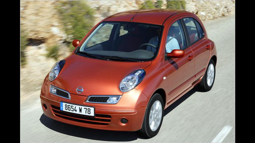 Nissan legt 2.500 Euro Rabatt auf die Abwrackprämie drauf