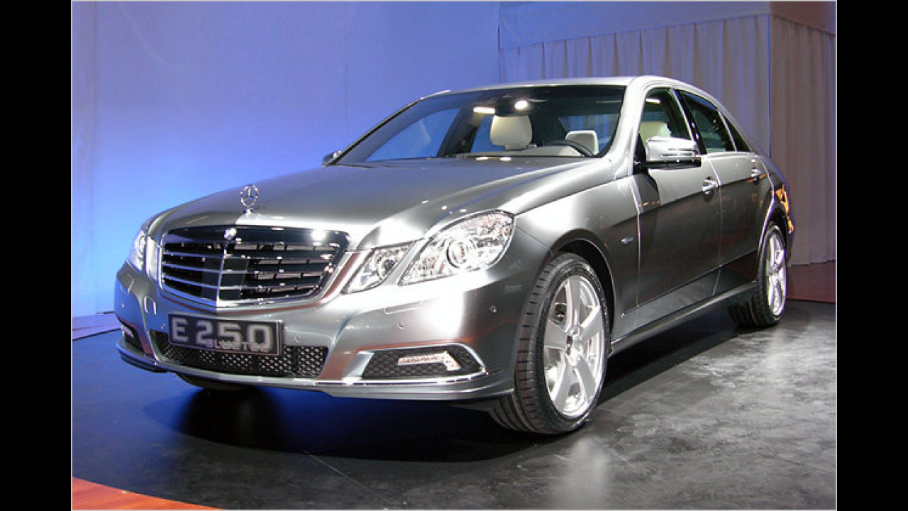 Sauberer Diesel-Benz