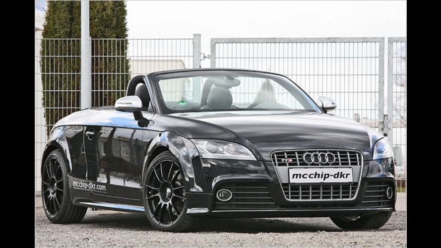 Hochleistungs-Athlet: Tuner Mcchip-dkr powert Audi TTS