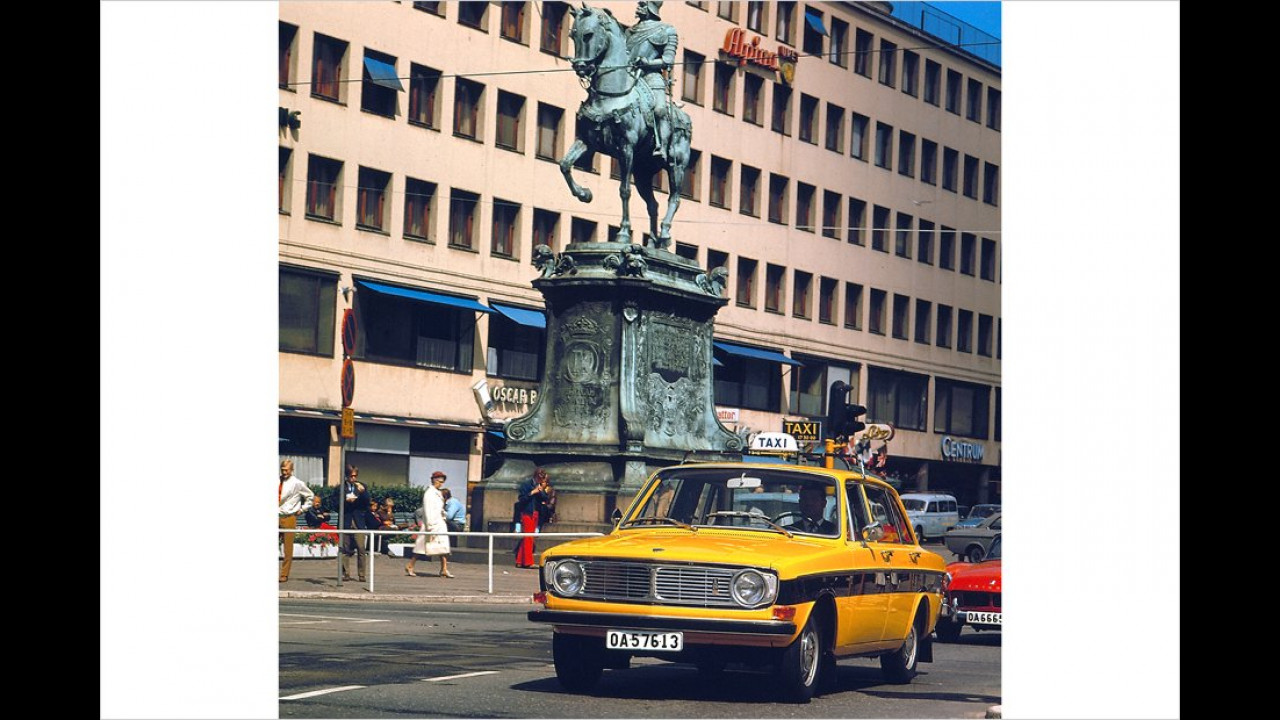 Volvo 144 (1970)