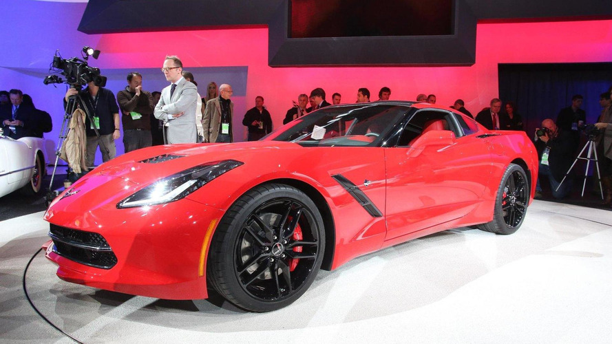First Chevrolet Corvette Stingray to be auctioned at Barrett-Jackson