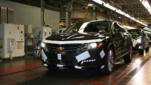 2014 Chevrolet Impala on the assembly line 02.4.2013