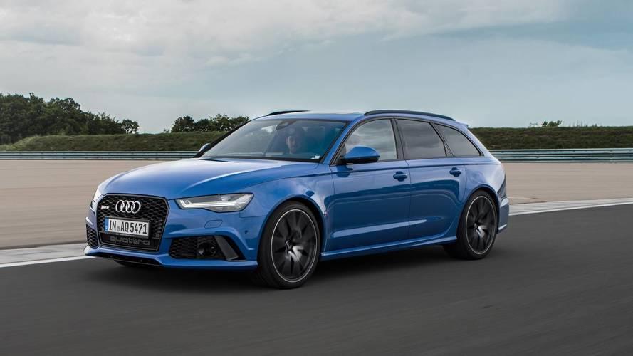 Audi RS6 Avant Performance Nogaro Edition çok güçlü