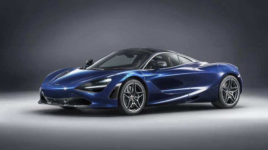 McLaren prévoit 18 nouveaux modèles d'ici 2025