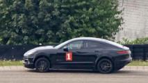 Porsche Cayenne Coupé, le foto spia