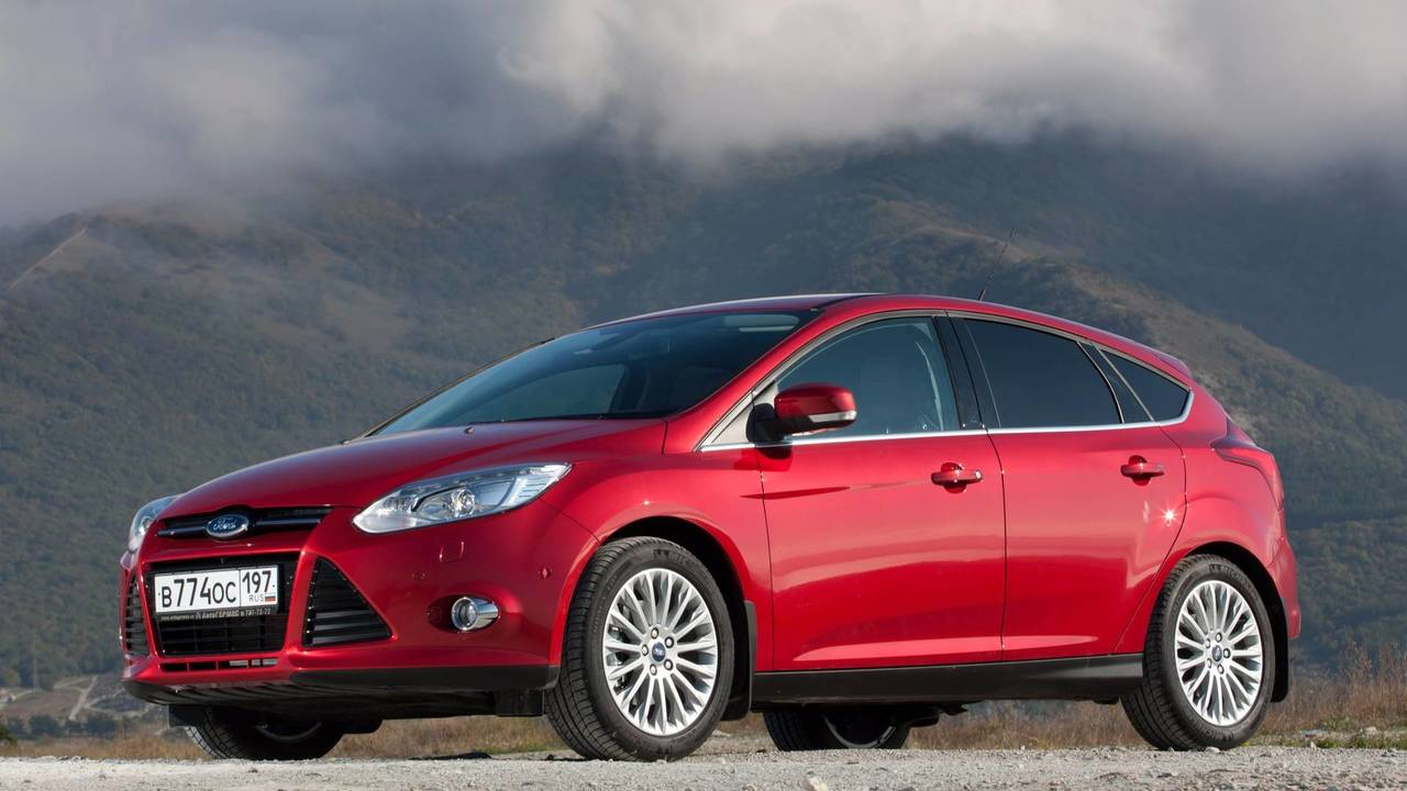 2010-2014 Ford Focus Hatchback