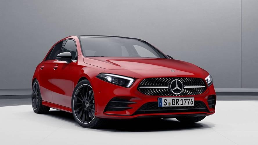La nouvelle Mercedes-Benz Classe A démarre à partir de...
