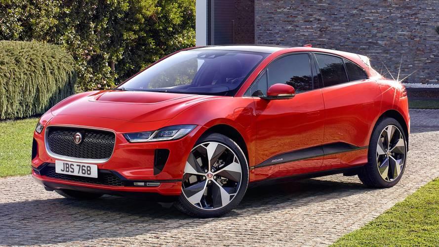 Jaguar I-Pace, inizia l'era dei SUV elettrici