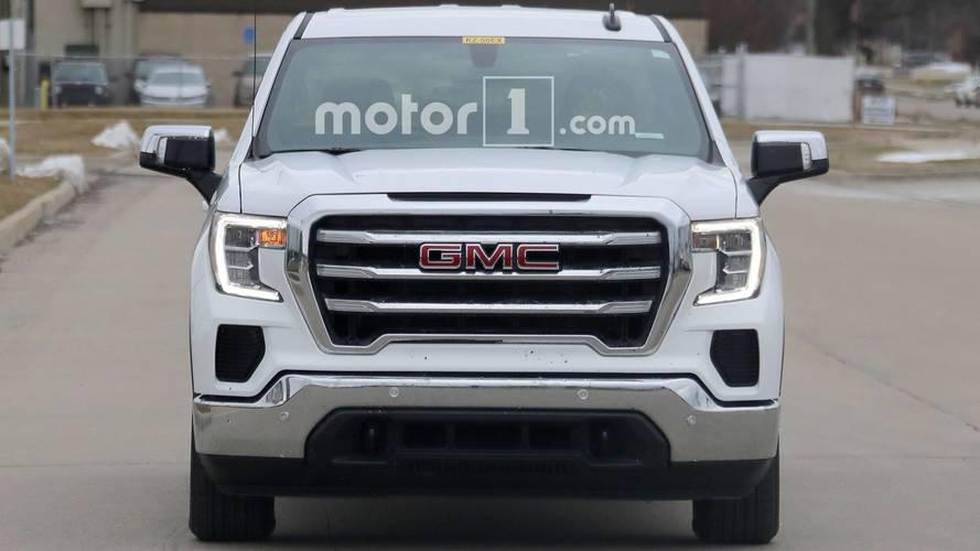This Is What The Cheaper 2019 GMC Sierra SLE Looks Like